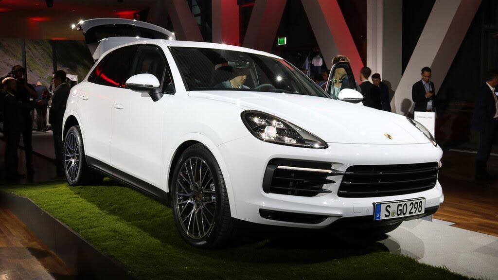 Porsche Cayenne 2018 trình làng, giá từ 65.700 USD - Hình 2