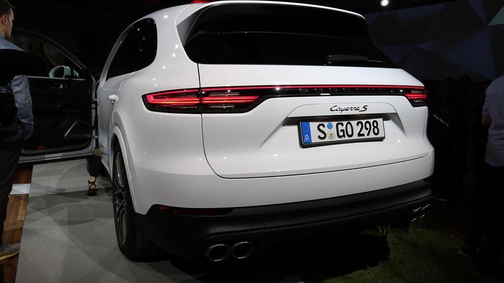 Porsche Cayenne 2018 trình làng, giá từ 65.700 USD - Hình 4