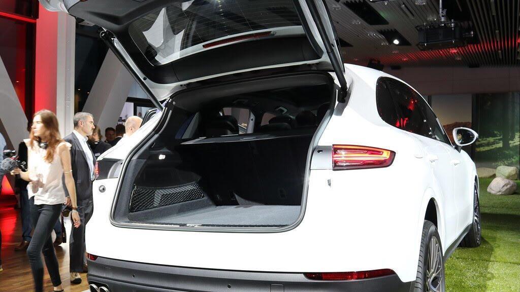 Porsche Cayenne 2018 trình làng, giá từ 65.700 USD - Hình 6
