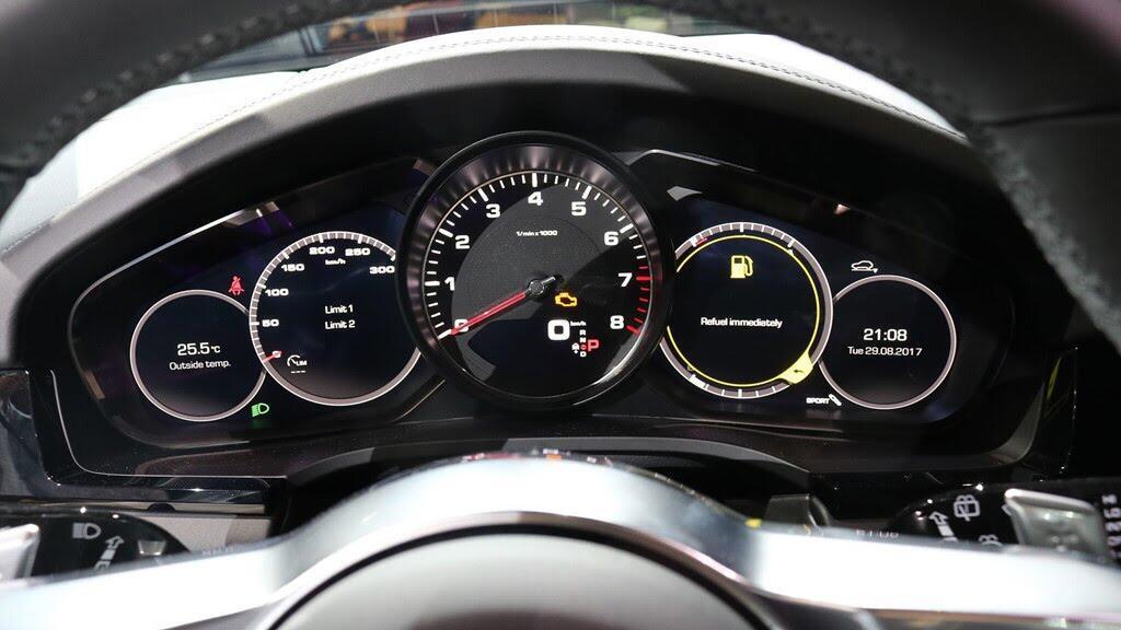 Porsche Cayenne 2018 trình làng, giá từ 65.700 USD - Hình 13