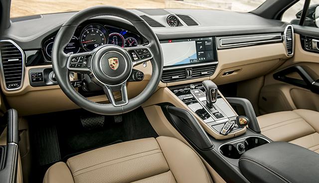 Porsche Cayenne – SUV toàn năng cho nhà giàu - Hình 3
