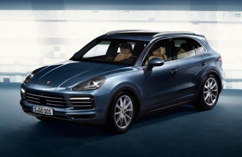 Porsche Cayenne thế hệ mới - quý tộc và thể thao - Hình 1