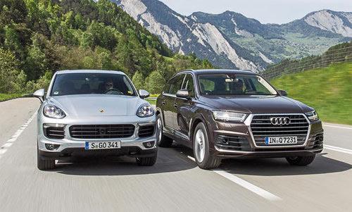 Porsche đòi Audi trả 230 triệu USD bồi thường bê bối khí thải - Hình 2