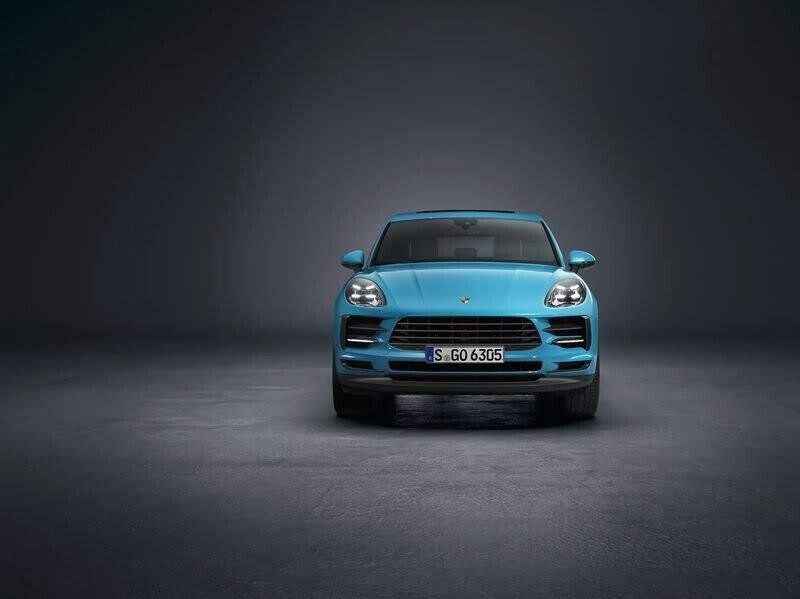 Porsche Macan 2019 trình làng, bổ sung thêm nhiều công nghệ hiện đại từ Panamera - Hình 1