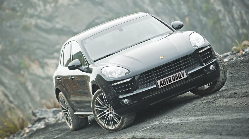 Porsche Macan: Đẳng cấp SUV cỡ nhỏ - Hình 1