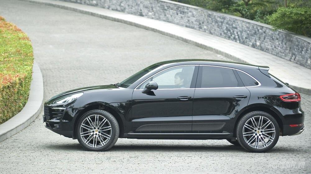 Porsche Macan: Đẳng cấp SUV cỡ nhỏ - Hình 2