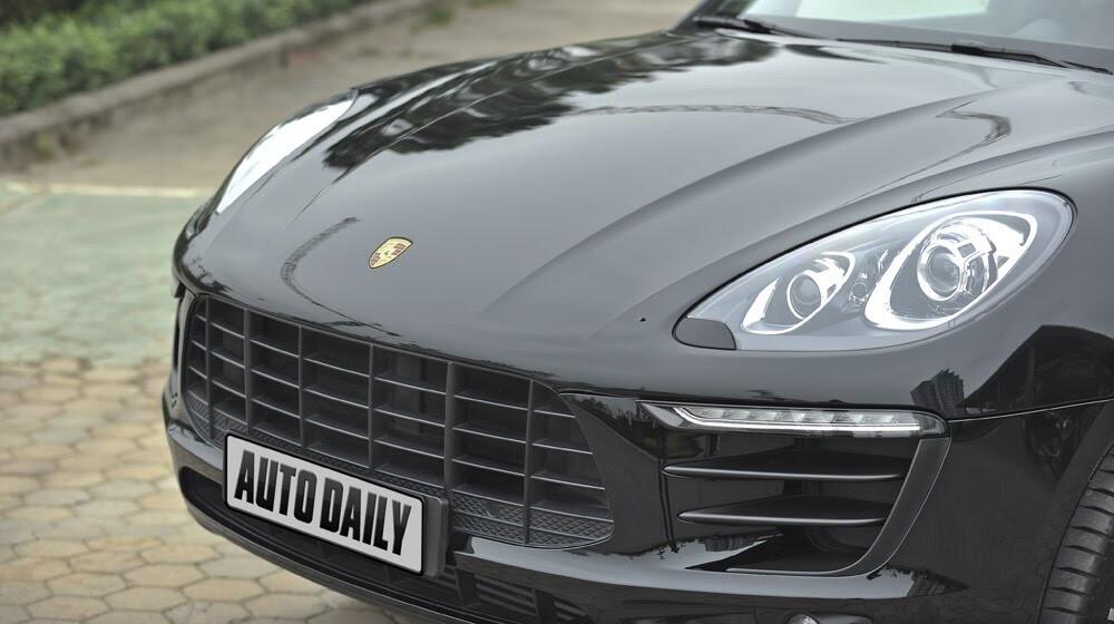Porsche Macan: Đẳng cấp SUV cỡ nhỏ - Hình 4
