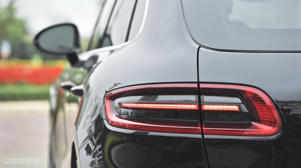 Porsche Macan: Đẳng cấp SUV cỡ nhỏ - Hình 5