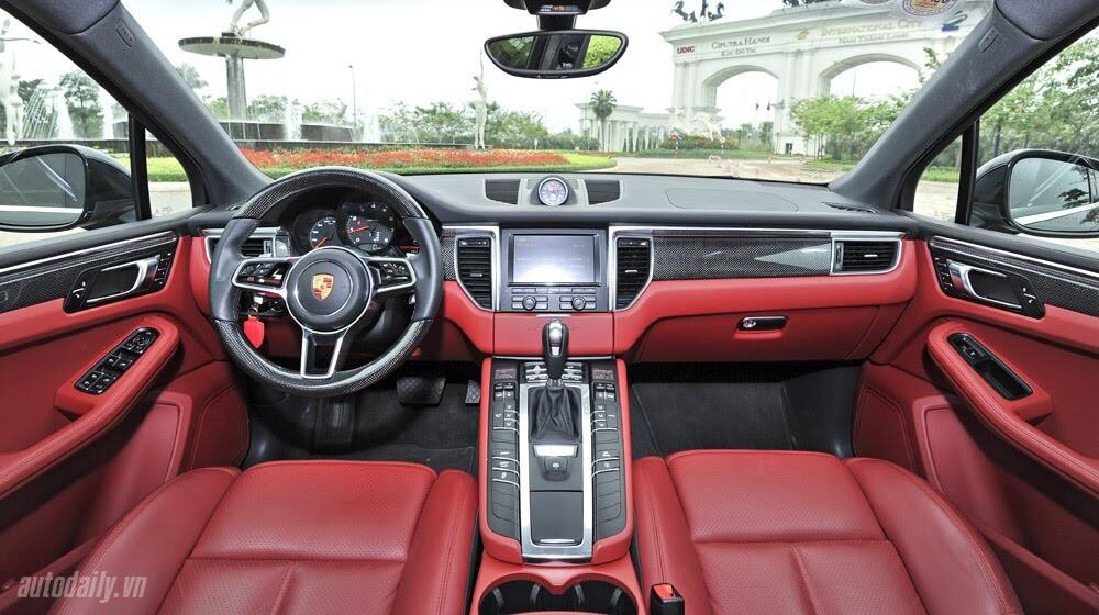 Porsche Macan: Đẳng cấp SUV cỡ nhỏ - Hình 6