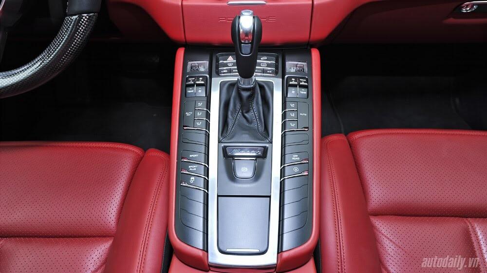 Porsche Macan: Đẳng cấp SUV cỡ nhỏ - Hình 7