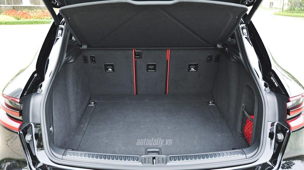 Porsche Macan: Đẳng cấp SUV cỡ nhỏ - Hình 8