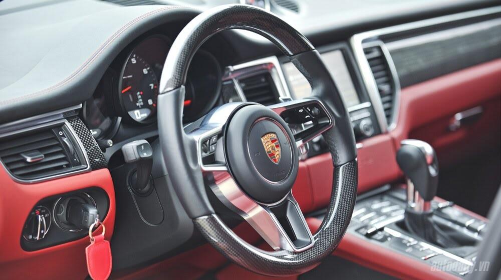 Porsche Macan: Đẳng cấp SUV cỡ nhỏ - Hình 9