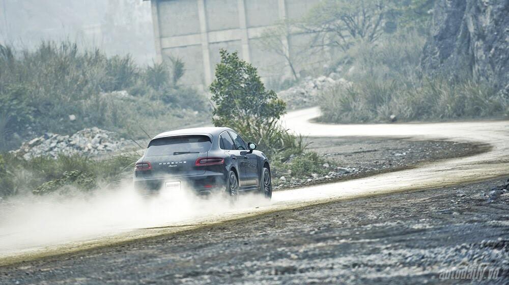 Porsche Macan: Đẳng cấp SUV cỡ nhỏ - Hình 11