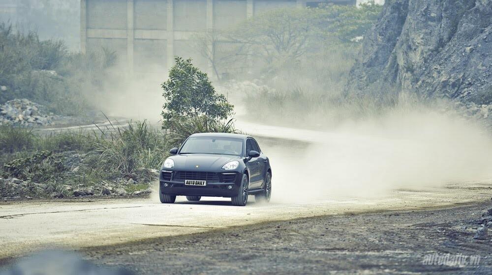 Porsche Macan: Đẳng cấp SUV cỡ nhỏ - Hình 12