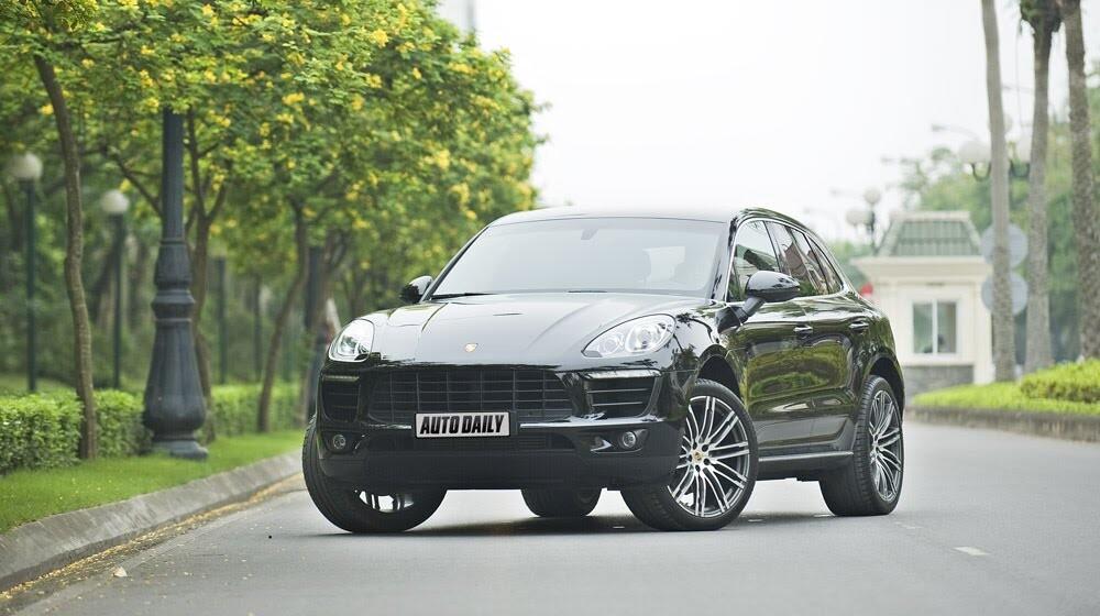 Porsche Macan: Đẳng cấp SUV cỡ nhỏ - Hình 14