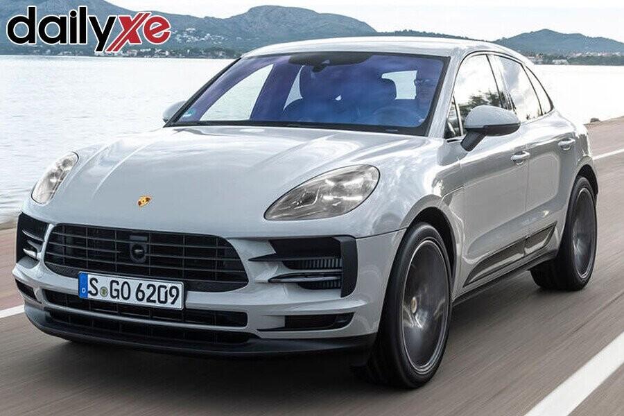 Tổng Quan Porsche Macan S
