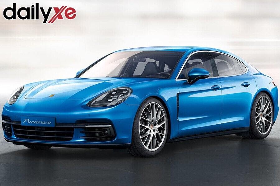 Tổng Quan Porsche Panamera