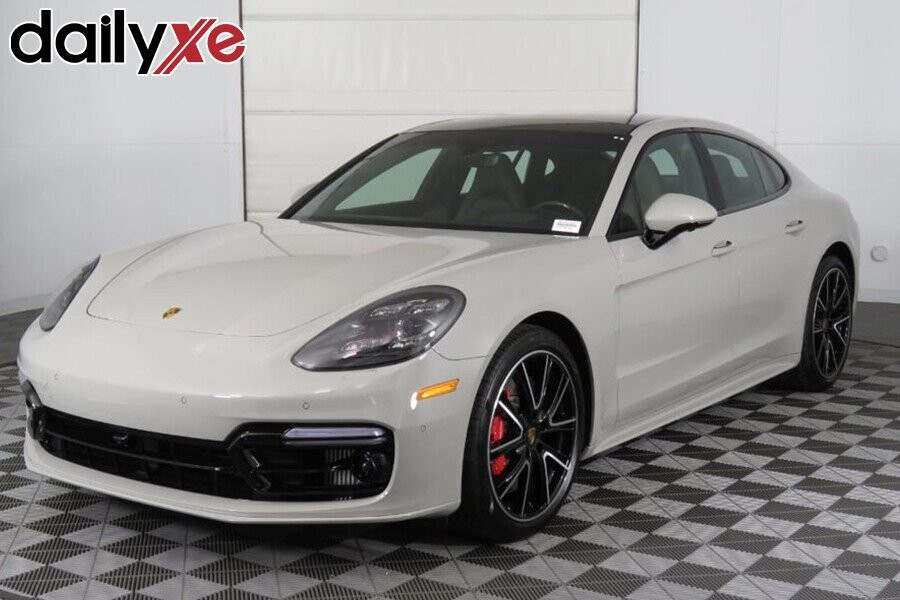 Tổng Quan Porsche Panamera Turbo