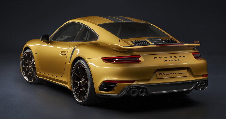 Porsche ra mắt 911 Turbo S Exclusive sản xuất giới hạn 500 chiếc - Hình 1