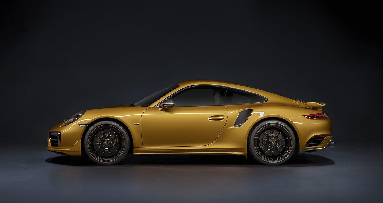 Porsche ra mắt 911 Turbo S Exclusive sản xuất giới hạn 500 chiếc - Hình 2