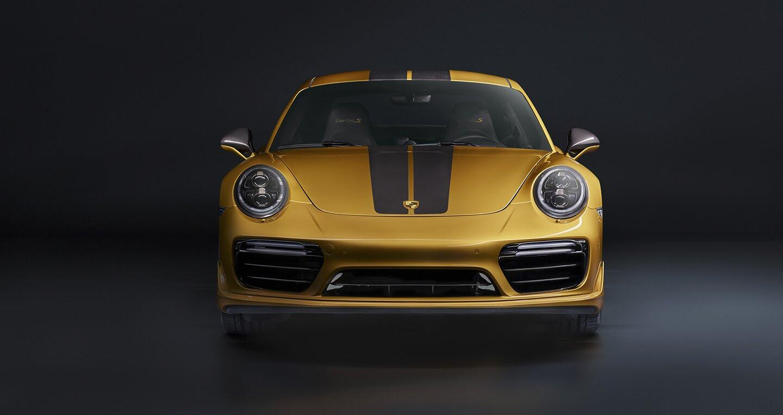 Porsche ra mắt 911 Turbo S Exclusive sản xuất giới hạn 500 chiếc - Hình 3