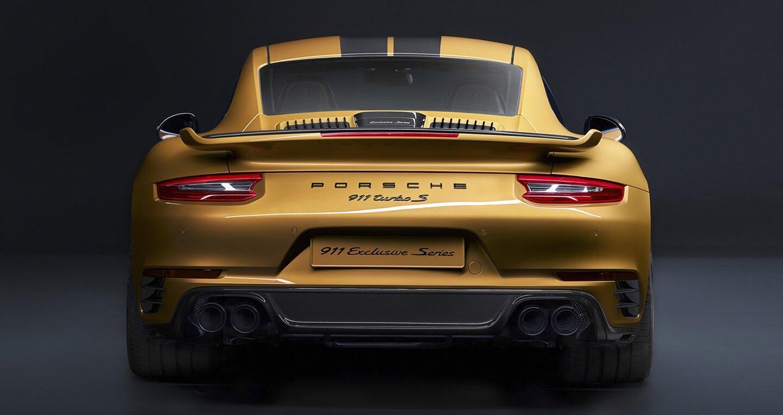 Porsche ra mắt 911 Turbo S Exclusive sản xuất giới hạn 500 chiếc - Hình 4