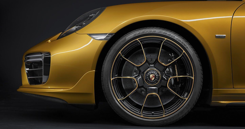 Porsche ra mắt 911 Turbo S Exclusive sản xuất giới hạn 500 chiếc - Hình 5