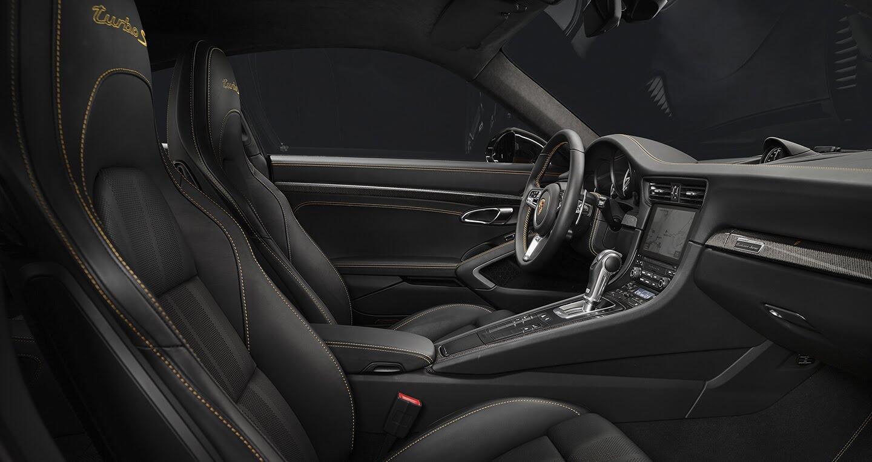 Porsche ra mắt 911 Turbo S Exclusive sản xuất giới hạn 500 chiếc - Hình 6