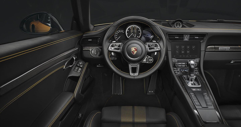 Porsche ra mắt 911 Turbo S Exclusive sản xuất giới hạn 500 chiếc - Hình 7