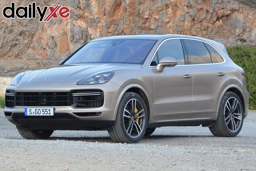 Tổng Quan Porsche Cayenne