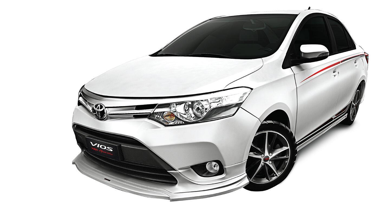 """""""Quyết đấu"""" City, Toyota Việt Nam tung ra thị trường Vios mới - Hình 1"""