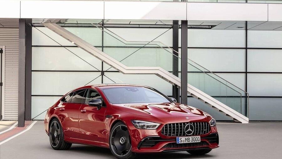 Ra mắt mẫu Mercedes-AMG GT 43 4-Door Coupe sử dụng động cơ 6 xi-lanh thẳng hàng - Hình 2