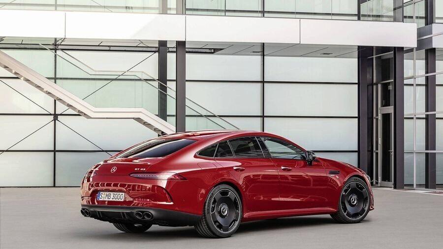 Ra mắt mẫu Mercedes-AMG GT 43 4-Door Coupe sử dụng động cơ 6 xi-lanh thẳng hàng - Hình 7