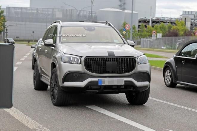 Ra mắt Mercedes GLS Maybach - SUV hạng sang đối đầu Bentayga, Cullinan