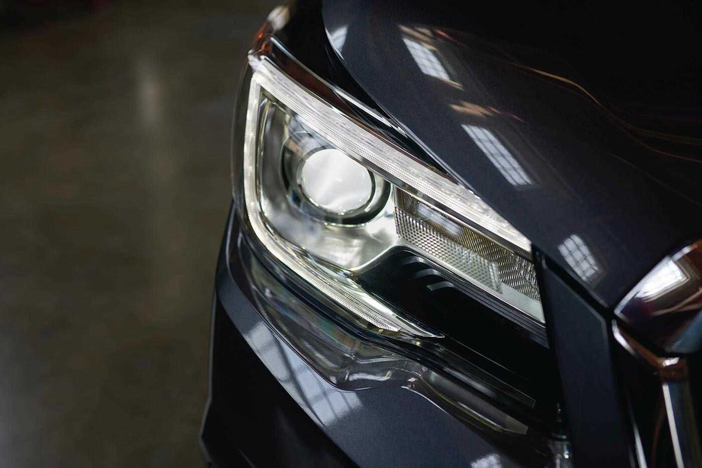 Ra mắt Subaru Forester 2018 phiên bản màu đen đặc biệt - Hình 2