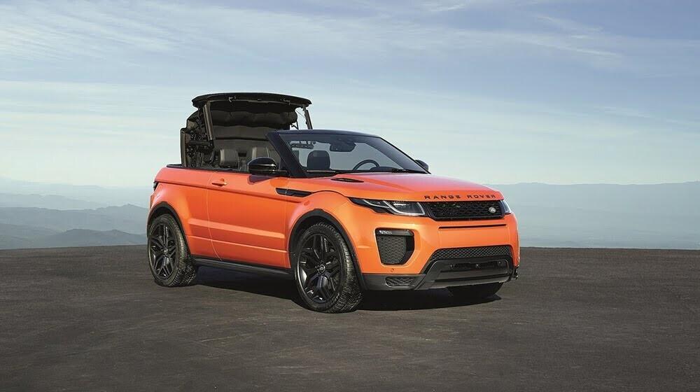 Range Rover Evoque Convertible 2017 đầu tiên về Việt Nam - Hình 2
