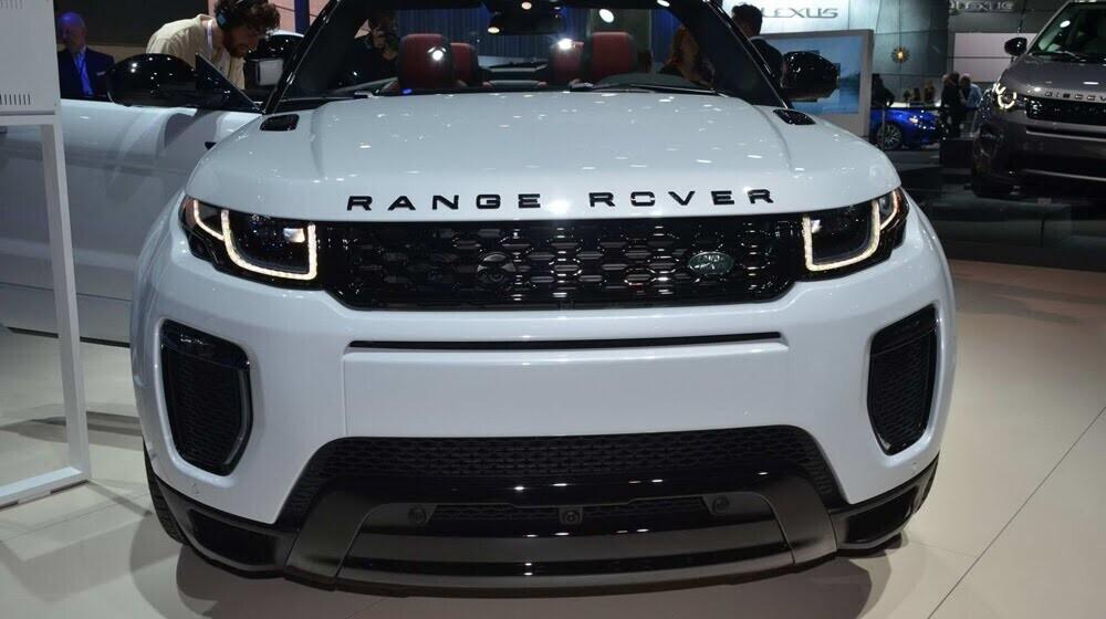 Range Rover Evoque Convertible 2017 đầu tiên về Việt Nam - Hình 3