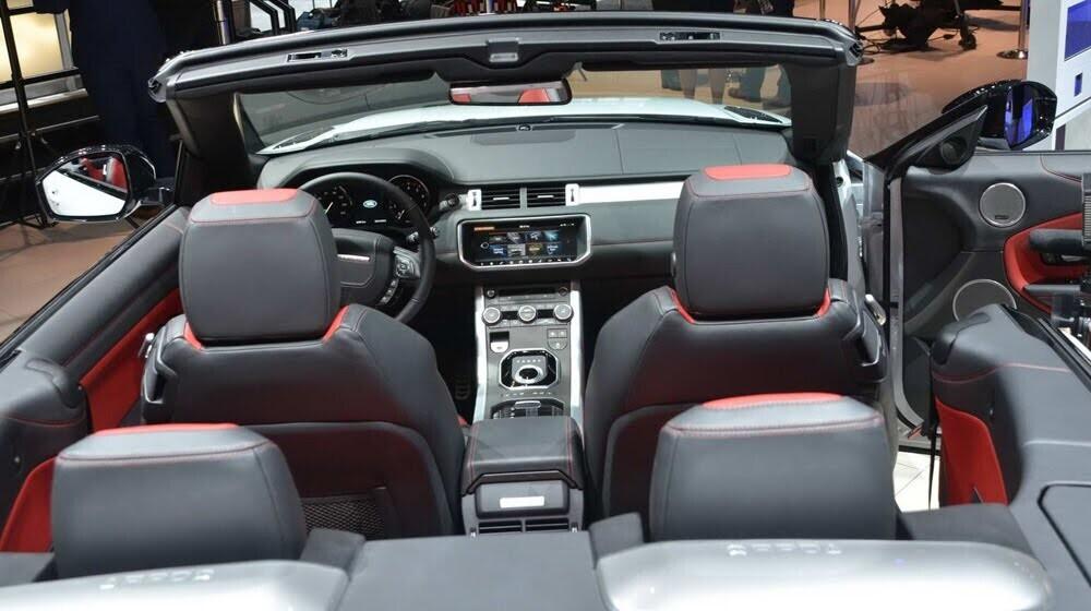 Range Rover Evoque Convertible 2017 đầu tiên về Việt Nam - Hình 5