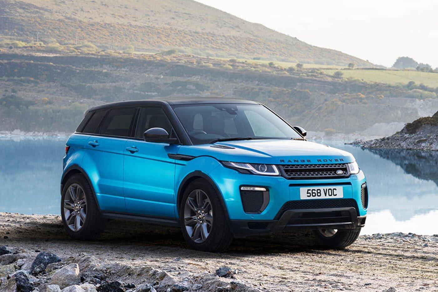 Range Rover Evoque Landmark bản đặc biệt có giá từ 74.350 USD - Hình 1