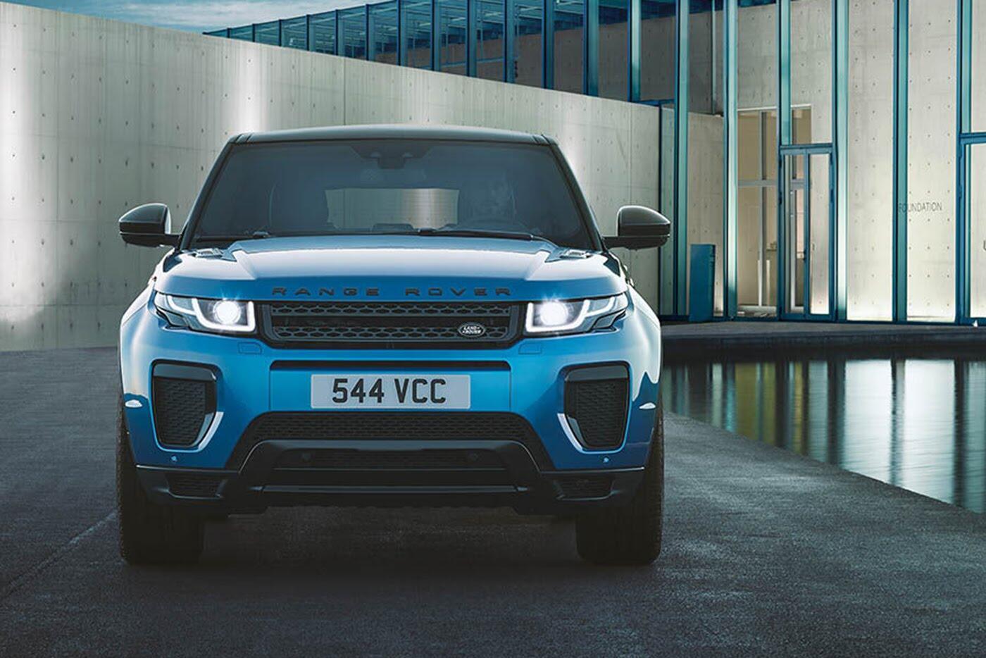 Range Rover Evoque Landmark bản đặc biệt có giá từ 74.350 USD - Hình 2