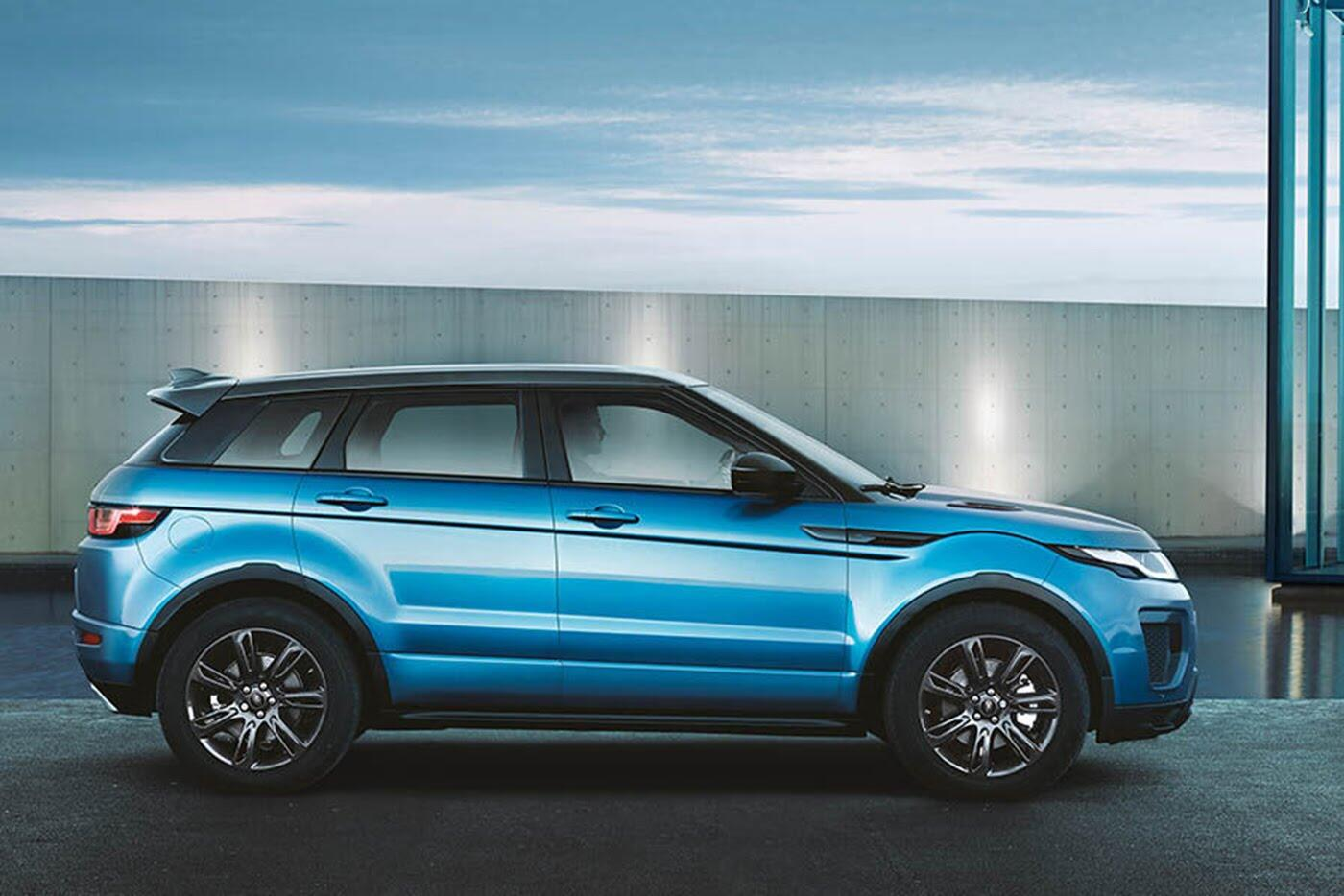 Range Rover Evoque Landmark bản đặc biệt có giá từ 74.350 USD - Hình 3
