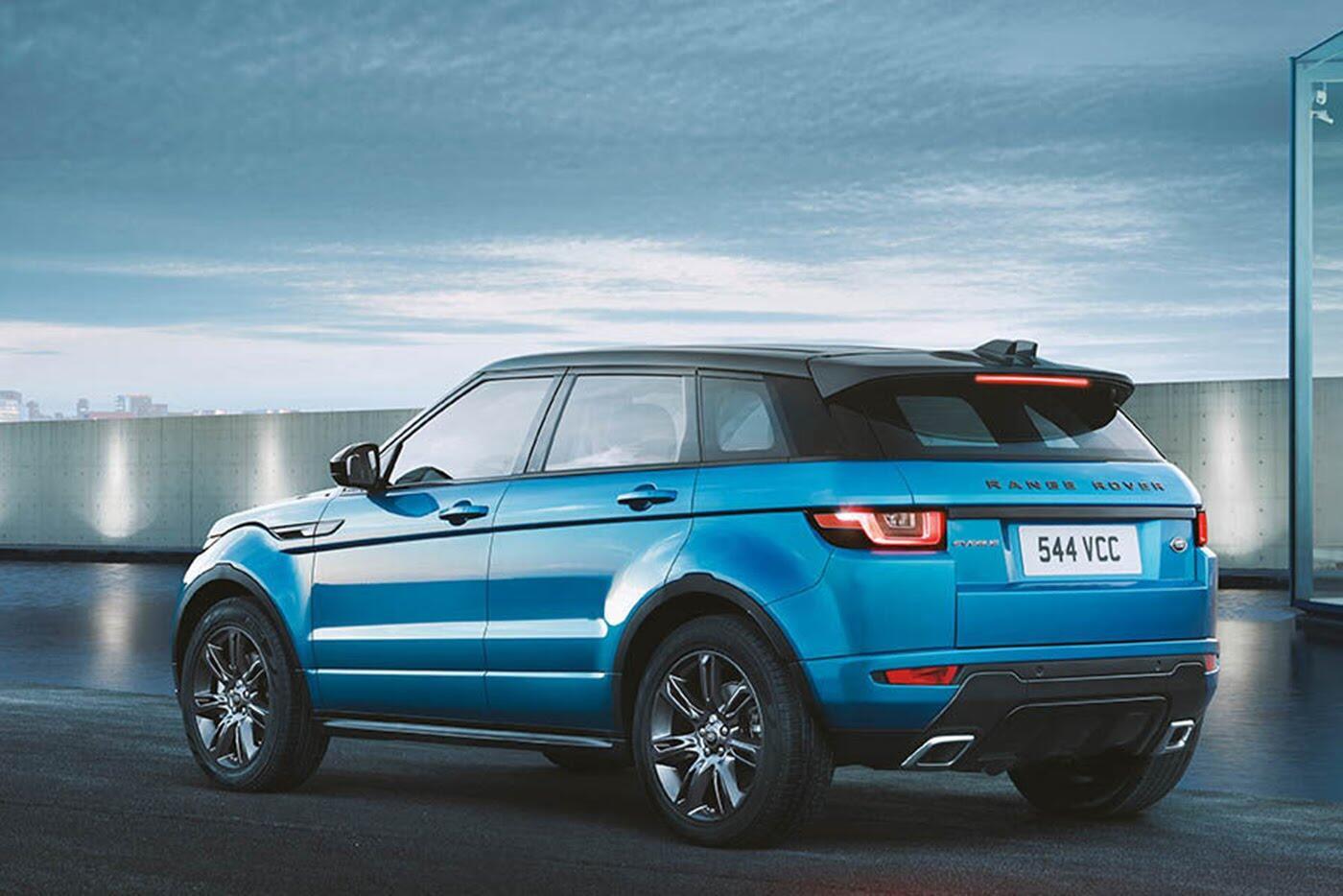 Range Rover Evoque Landmark bản đặc biệt có giá từ 74.350 USD - Hình 4