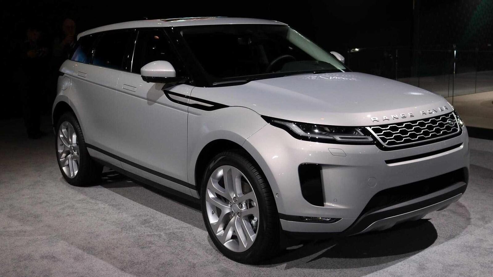 Range Rover Evoque mới tại Mỹ có giá từ 43.645 USD, đắt hơn Audi Q5 và Mercedes GLC - Hình 1