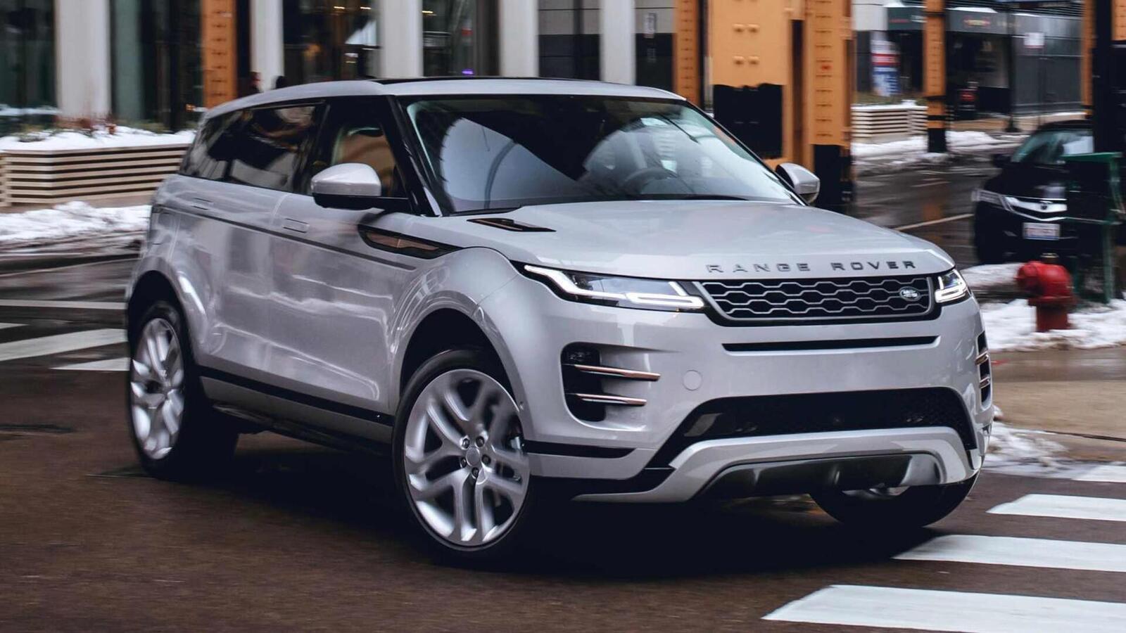Range Rover Evoque mới tại Mỹ có giá từ 43.645 USD, đắt hơn Audi Q5 và Mercedes GLC - Hình 10