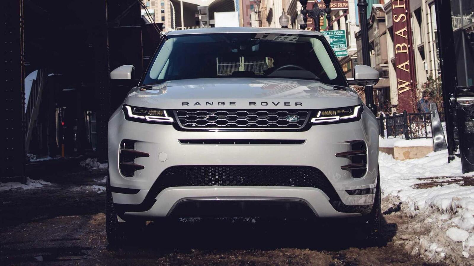 Range Rover Evoque mới tại Mỹ có giá từ 43.645 USD, đắt hơn Audi Q5 và Mercedes GLC - Hình 11
