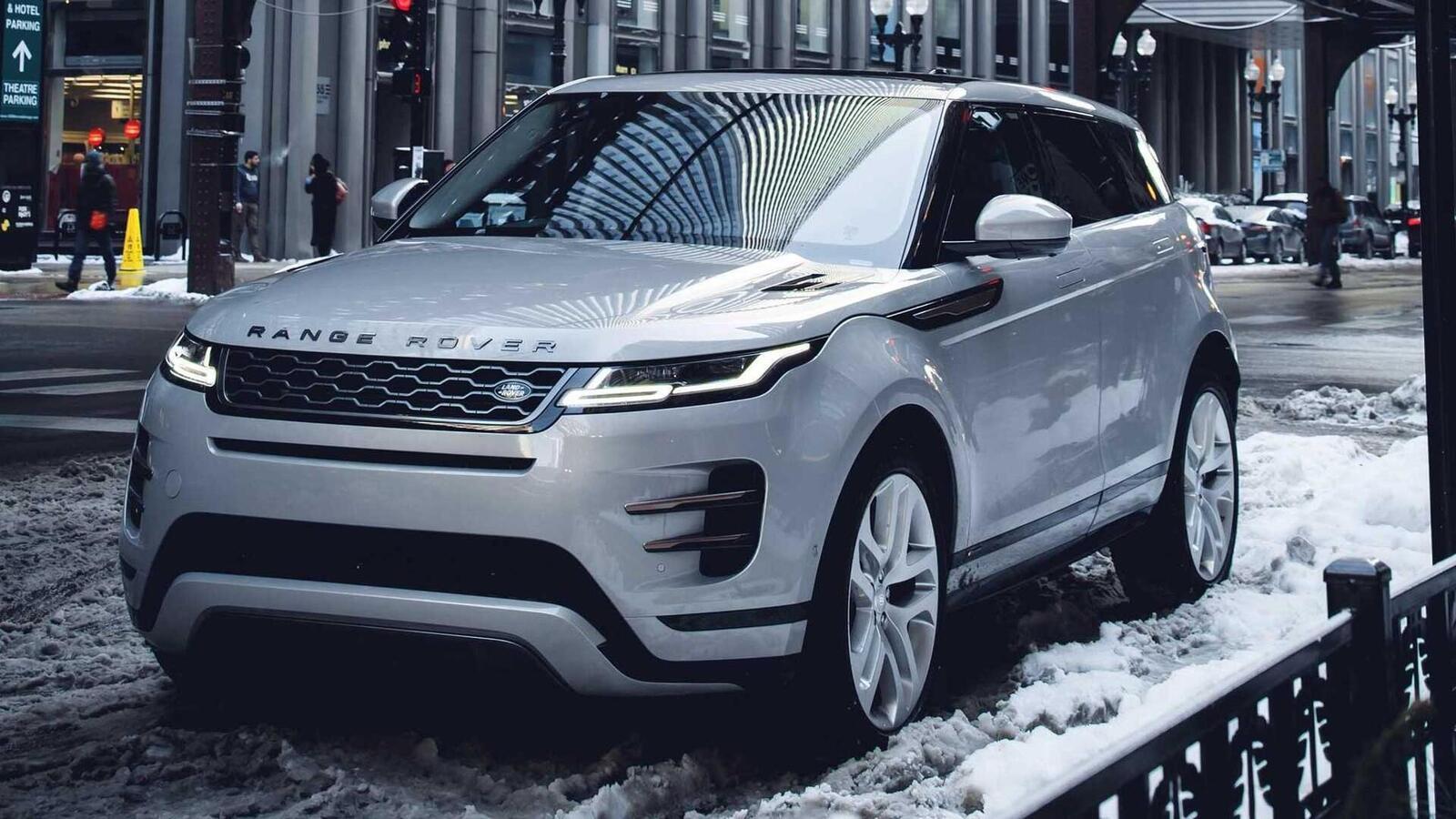 Range Rover Evoque mới tại Mỹ có giá từ 43.645 USD, đắt hơn Audi Q5 và Mercedes GLC - Hình 12