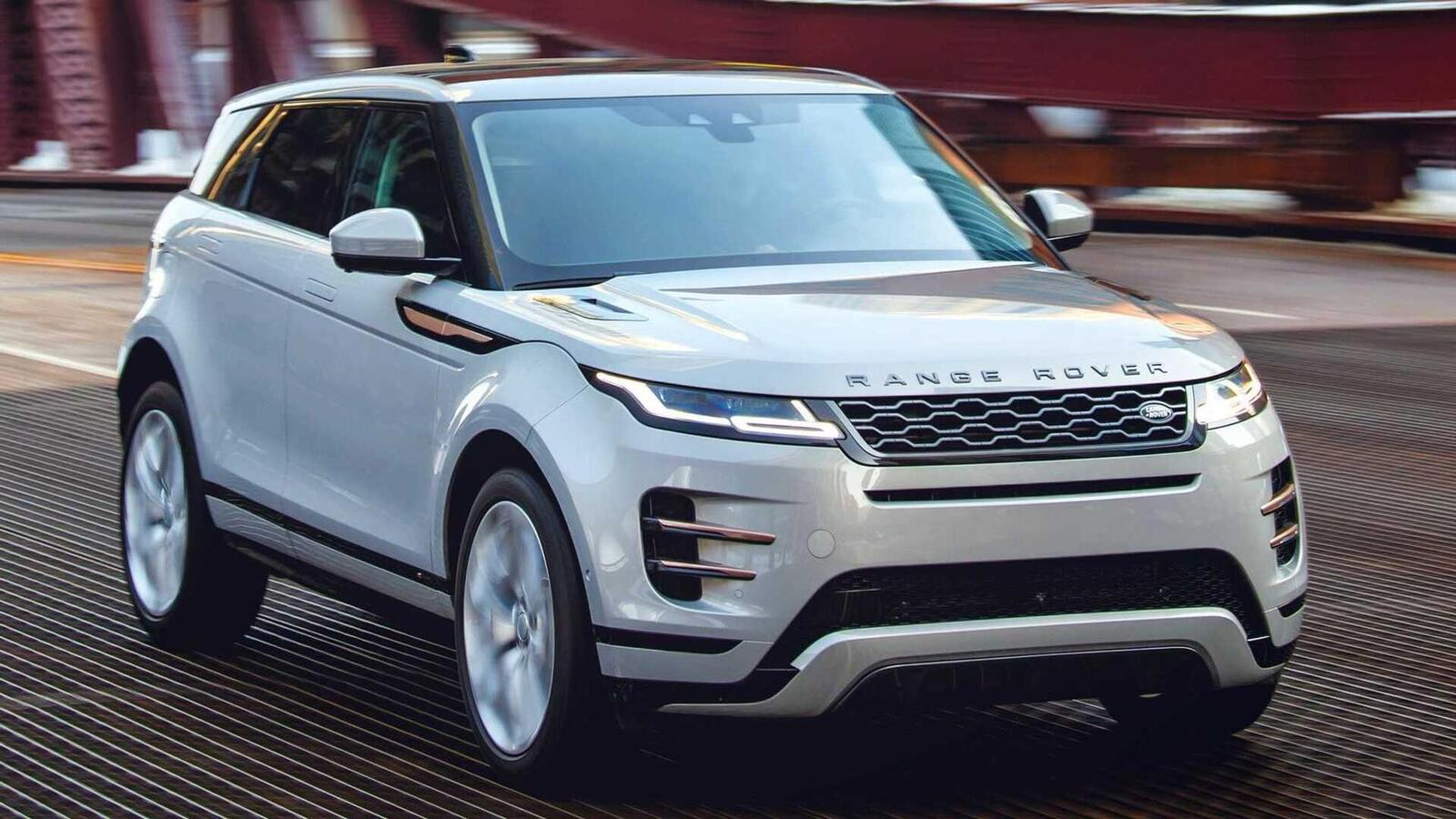 Range Rover Evoque mới tại Mỹ có giá từ 43.645 USD, đắt hơn Audi Q5 và Mercedes GLC - Hình 13