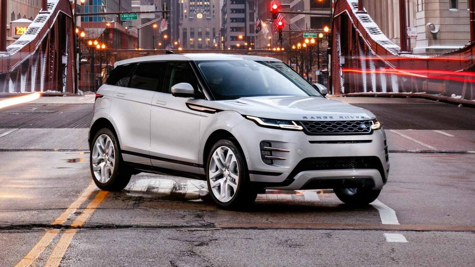 Range Rover Evoque mới tại Mỹ có giá từ 43.645 USD, đắt hơn Audi Q5 và Mercedes GLC - Hình 14