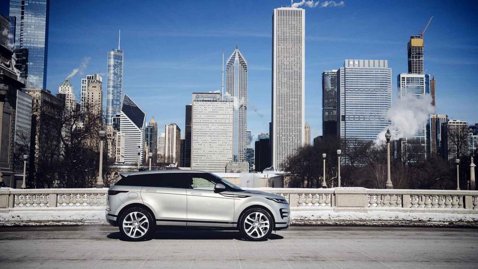 Range Rover Evoque mới tại Mỹ có giá từ 43.645 USD, đắt hơn Audi Q5 và Mercedes GLC - Hình 15