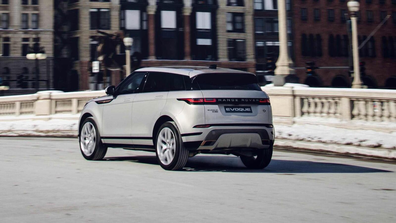 Range Rover Evoque mới tại Mỹ có giá từ 43.645 USD, đắt hơn Audi Q5 và Mercedes GLC - Hình 16